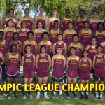 Boys Track Wins League Championship