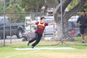 PHOTOS: Boys Discus Finals 5/2/18