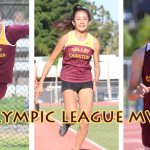 Olympic League MVPs