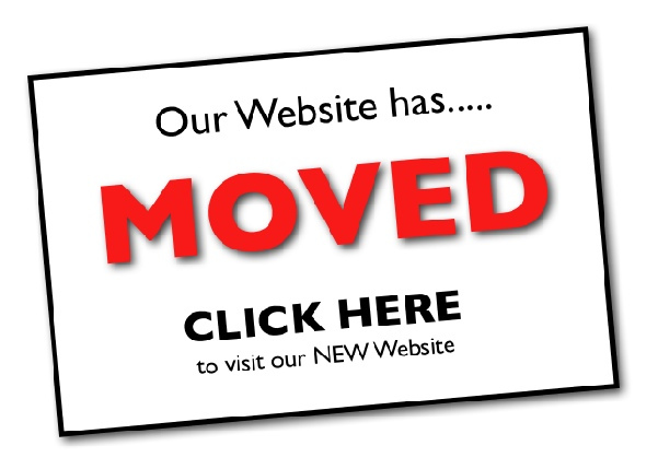 We've MOVED Website