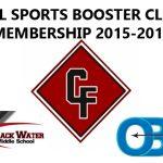 CFHS Booster Club Membership