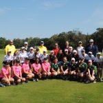 Carolina Forest High School Girls Varsity Golf finishes 1st place
