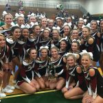 Carolina Forest High School Coed Varsity Competitive Cheer finishes 2nd place