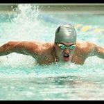 CFHS Boys Swimmer Liam Zevgolis Makes Toast of the Coast Team