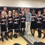 Carolina Forest High School Girls Varsity Basketball beat Socastee High School 51-39