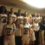 Carolina Forest High School Girls Junior Varsity Basketball beat South Florence High School 28-17
