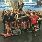 Carolina Forest High School Coed Varsity Wrestling finishes 1st place