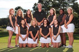 2016 Girls Varsity Golf