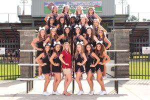 2016 JV Cheerleading