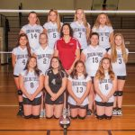 2016 JV Volleyball