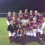 Carolina Forest High School Varsity Softball beat Conway High School 8-7