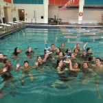 Carolina Forest High School Girls Varsity Swimming finishes 1st place