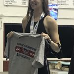 Carolina Forest High School Girls Varsity Swimming finishes 12th place