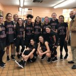 Girls Varsity Basketball beats Sumter 52 – 49