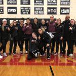 Girls Varsity Basketball beats Conway 56 – 54