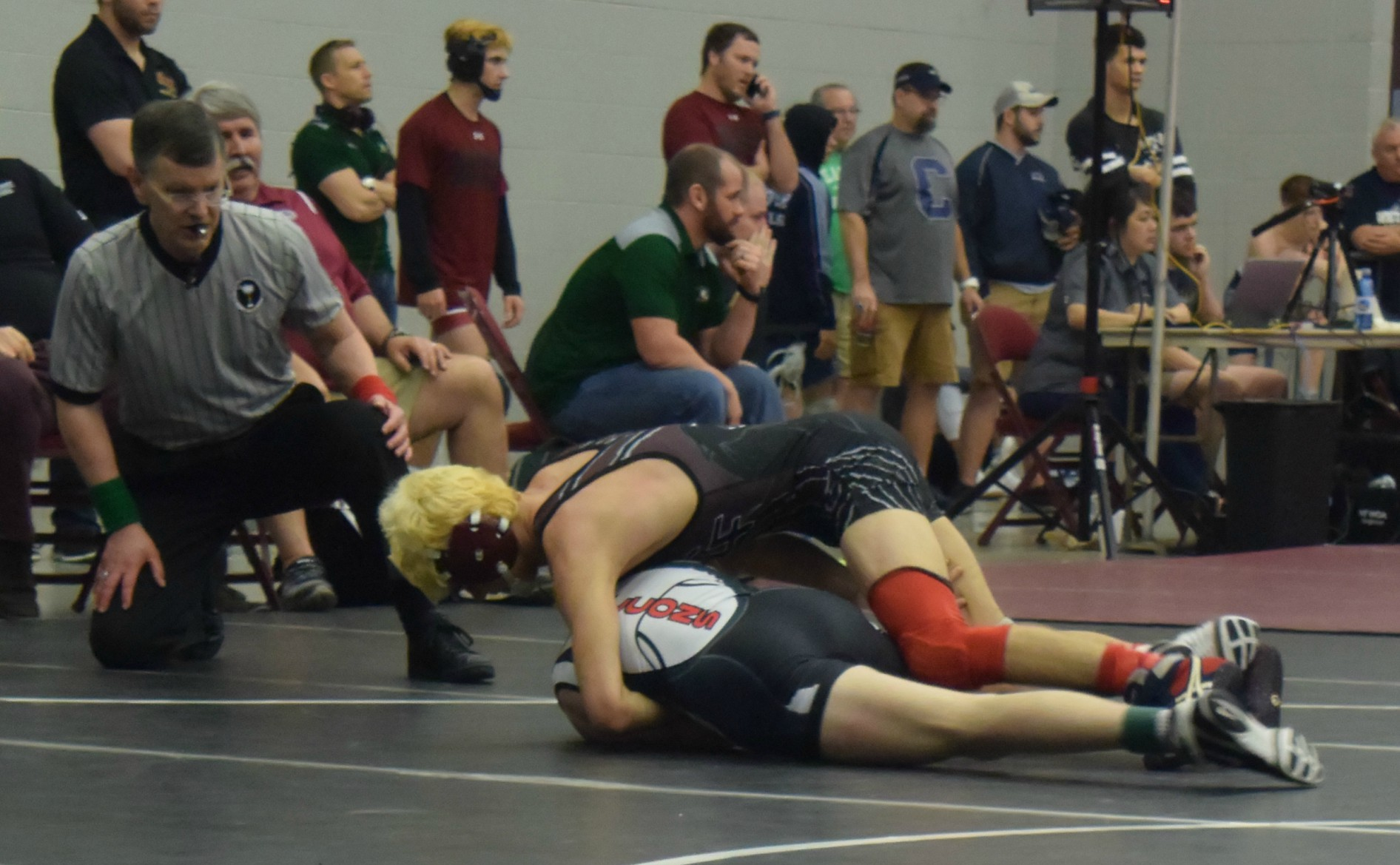 Wrestling Starts Individuals Tournament