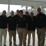 Boys Varsity Golf finishes 14th place at Patriot Invitational – round 2