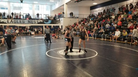 Panther Wrestlers Move on to State Individual Tournament