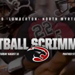 PANTHER FOOTBALL SCRIMMAGE- Postponed