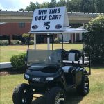 Support the Panthers and Win a Golf Cart!