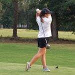 Girls Varsity Golf finishes 1st place at St.James/Conway tri-match
