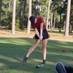 Girls Varsity Golf beats Waccamaw 160 – 192