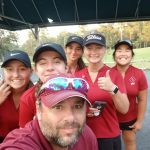 Girls Varsity Golf roll over Myrtle Beach 160 – 190