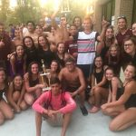 Boys Varsity Swimming crowned champions at 5A Region VI Championship