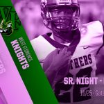 Senior Night – PINK OUT!