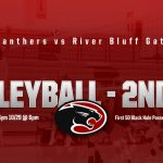 Panther Volleyball Hosts River Bluff In Second Round
