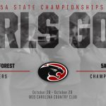 Girls Golf to Compete in 5A State Championship Oct. 28-29