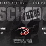 Varsity Football vs River Bluff Moved to Thursday, Nov. 14th – 7PM