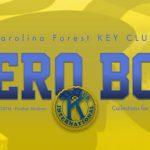 HERO BOX COLLECTIONS – CFHS KEY CLUB