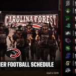 2020 PANTHER Varsity Football Schedule