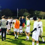 CFHS Men's Soccer Completes Final Preseason Tune-up on Daniel Island; JV Makes Debut…