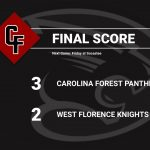 Girls Varsity Soccer beats West Florence 3 – 2