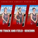 2020 Boys Track and Field Seniors