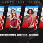 2020 Girls Track and Field Seniors