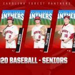 2020 – Baseball Seniors