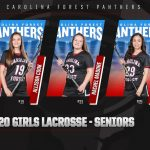 2020 Girls Lacrosse Seniors