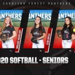 2020 Softball Seniors