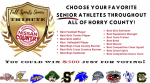 Fall Sports Senior Tribute – Sponsored by Nissan and My Horry News