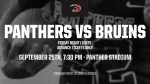 Panthers vs South Florence – Gameday