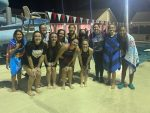Girls Varsity Swimming repeats as 5A Region VI Champions