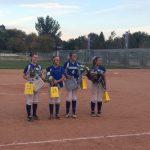 Softball Seniors Recognized