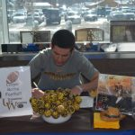 Cooper Rothe signs with Wyoming!