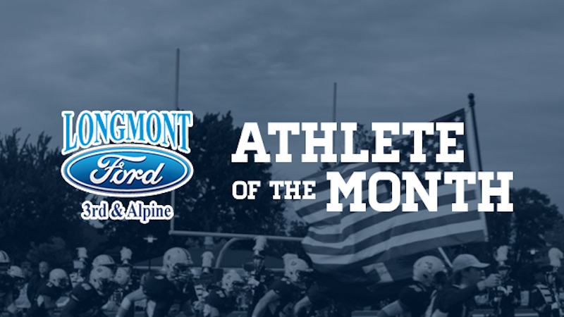 Don't Forget to Vote Longmont Ford Athlete of the Month