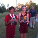 Cicero Preparatory Academy Coed Varsity Cross Country finishes 1st place
