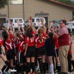 Cicero Preparatory Academy Girls Middle School Soccer beat North Pointe Prep 4-0