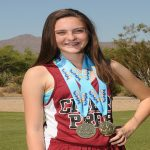 Varsity Div. 1 Track and Field Places 6th at State – Wins 3 Medals!